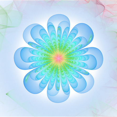 divergence: Flower texture