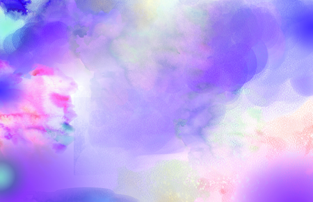 aesthetics: abstract watercolor background