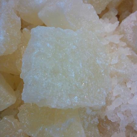 reduces: ice Sugar Stock Photo