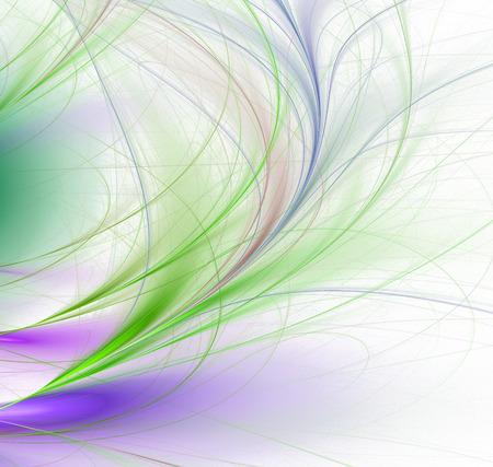 strokes: Abstract brush strokes