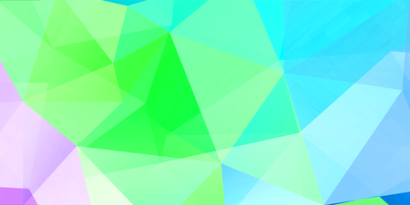 crystalline: Blue-Green solid crystalline geometric patterns, backgrounds