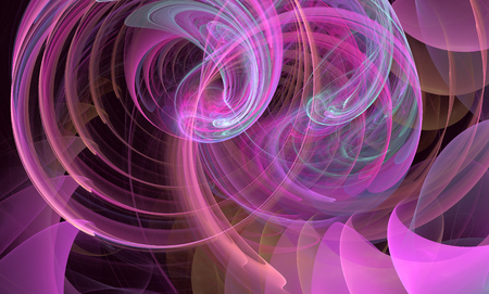 lens brush: Purple abstract background