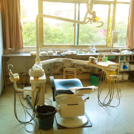 tool cabinet: dental equipment