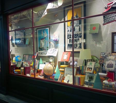 sisyphus: CAC square Bookstore