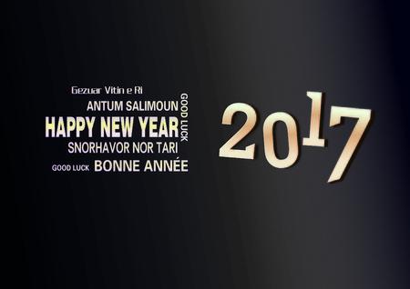 fireworks 'hope fireworks: New year decorative Icon Design Festival lighting golden gold black background