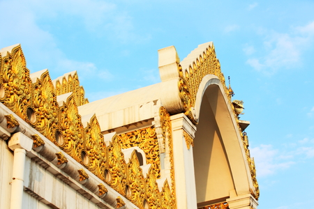 cloister: White Horse Temple