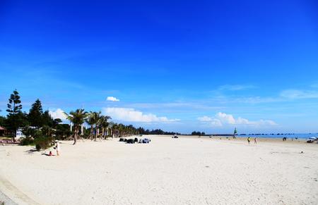 북해 해변 공원