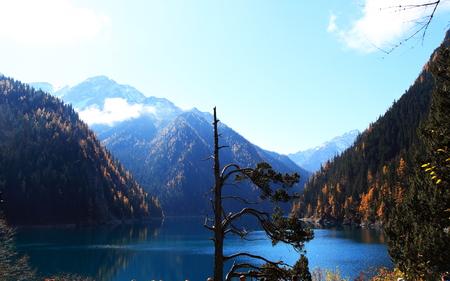 Jiuzhaigou scenic spot