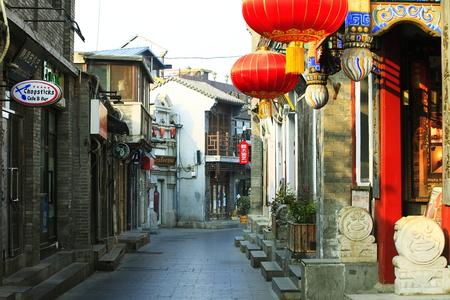 Yan Dai Xie Jie landscape view