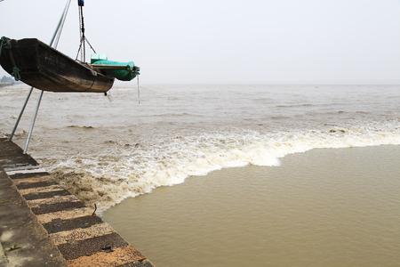 Qiantang River Tides