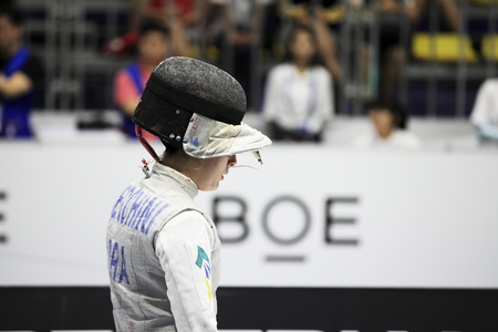 Wuxi Fencing World Championships 新聞圖片