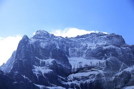 Budala mountain scenery