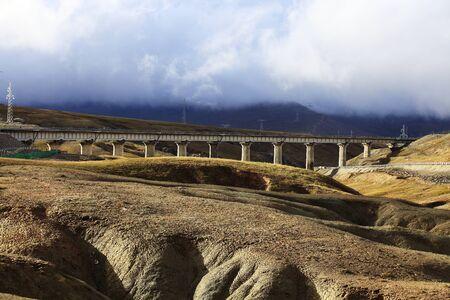 Qinghai-Tibet Railway Bridge