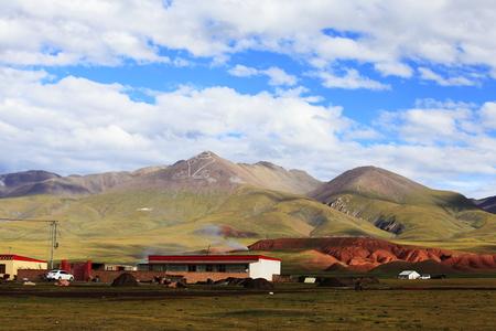 Zhidoi County scenery Editöryel