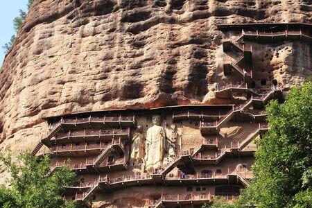 Maiji Mountain Grottoes