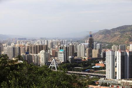 Xining City scenery