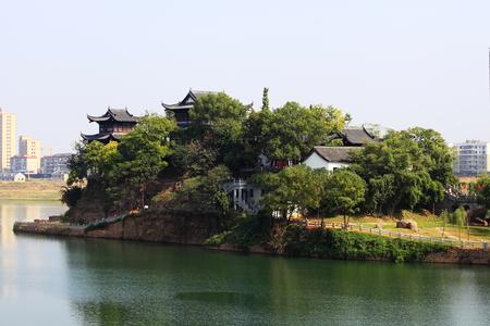 Shigu Academy scenery
