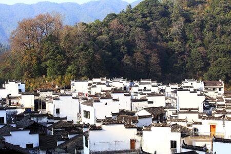 Wuyuan Jujing Village scenery