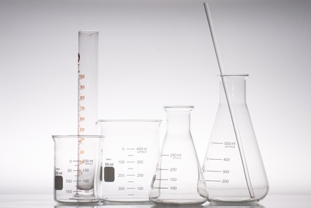 apparatus: some glass laboratory apparatus