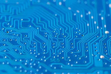 Electronic circuit board Stock Photo - 17833290