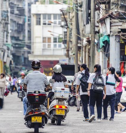 Shantou Old Street Editoriali