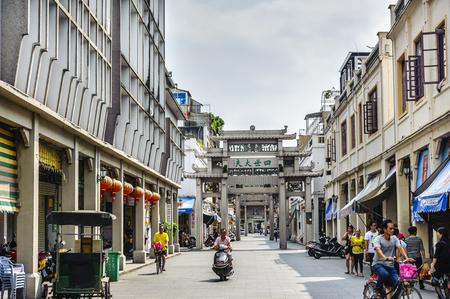 Guangdong Chaozhou Paifang Street