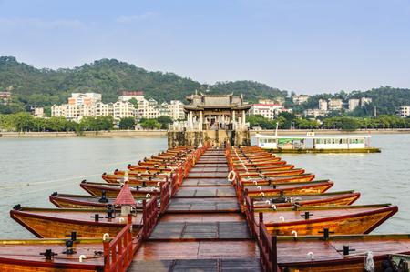Guangdong Chaozhou Guangji Bridge 新聞圖片