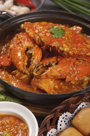 cangrejo: Singapore Chilli Crab