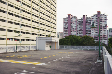 public housing: Public Housing  Stock Photo