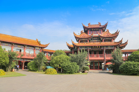 chinese fule temple
