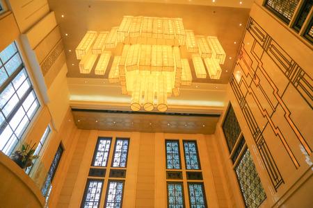 droplight: droplight in hotel