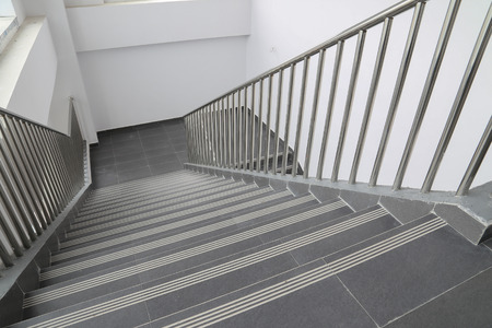 stairs in office