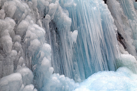ice cascade photo
