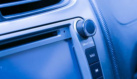 tune: car tune button