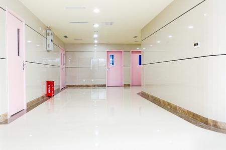 hospital interior: hospital interior