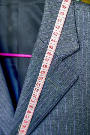bespoke: suit size
