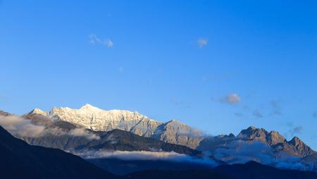 jokul: jokul at tibet,china