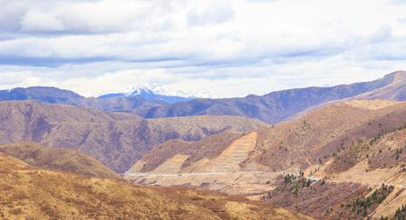 mountain road Reklamní fotografie