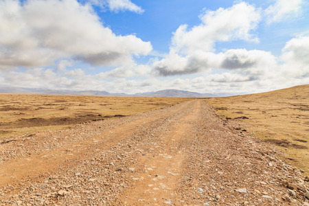 prairie road