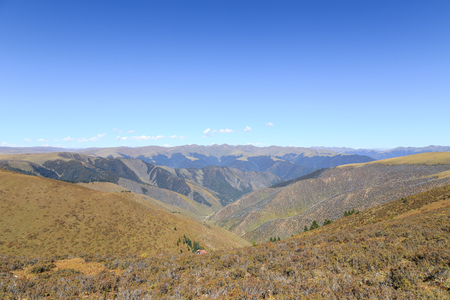 mountains at tibet,china Reklamní fotografie