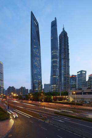 footbridges: Lu Jia Zui