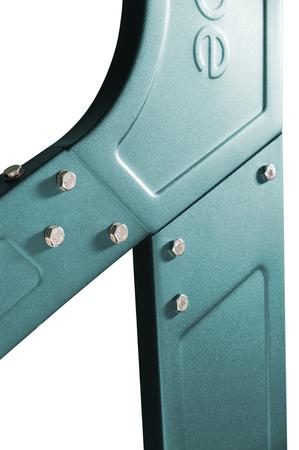 steel: Steel details Stock Photo