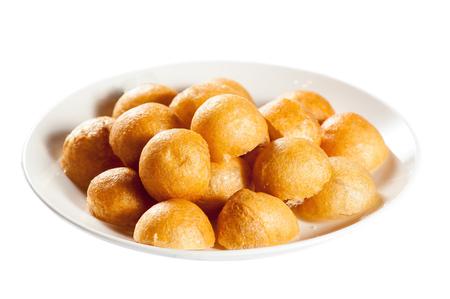 wheat gluten puffs