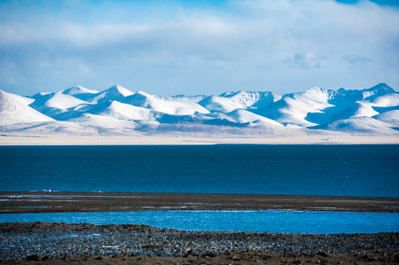 Namtso Lake scenery