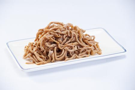 intestine: intestino de pato