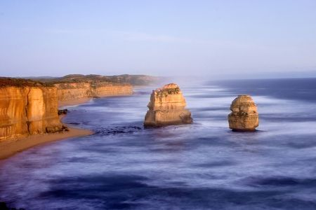 12 apostles at Great Ocean Road, Australia Stock Photo - 238763