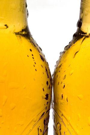 pilsner: Botella de Cervezas disparo con 300D y 90mm f2.8