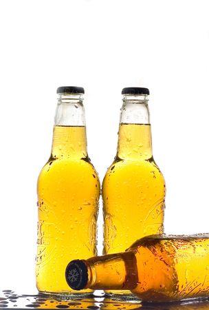 pilsner: Botella de Cervezas tiro con 300D y 50mm f1.8