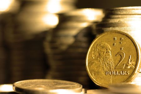 2 Dollars Australian Coins