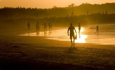 Noosa beach, AUS photo